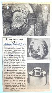 Artikel i Berlingske Tidende 20.maj 1965